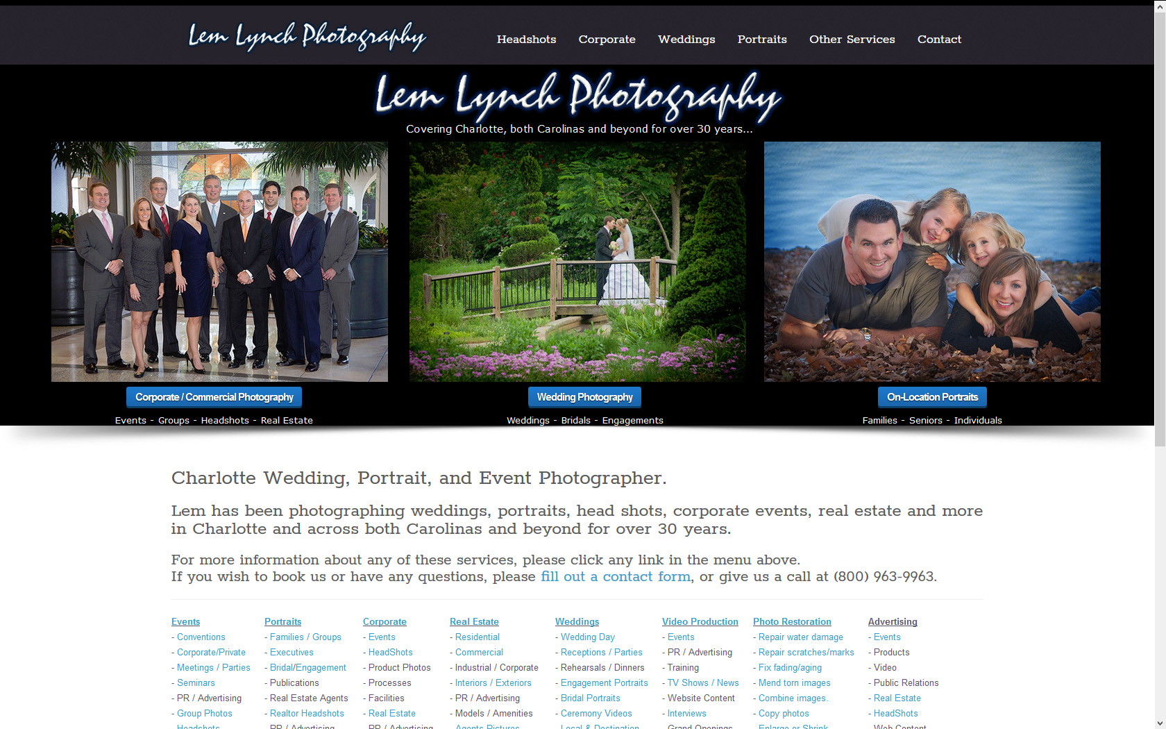 Lem Lynch Photography
